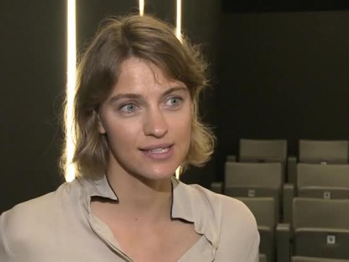 Renata Kaczoruk z Michałem Bonim wspiera start-upy