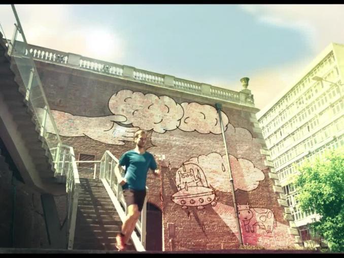 Bieg z pomocą w słusznej sprawie promuje PZU Maraton Warszawski (wideo)
