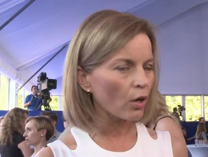 """Małgorzata Foremniak w serialu """"Aż po sufit"""""""