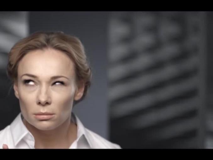 Sonia Bohosiewicz dba o wzrok w reklamie margaryny Optima DHA