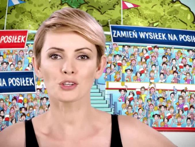 Dorota Gardias i Maciej Kurzajewski wśród ambasadorów biegu charytatywnego PKO BP