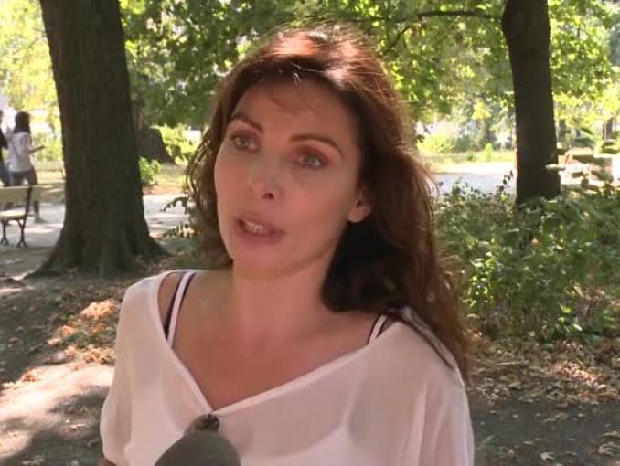 """Agnieszka Dygant w filmie """"Pitbull. Nowe porządki"""""""