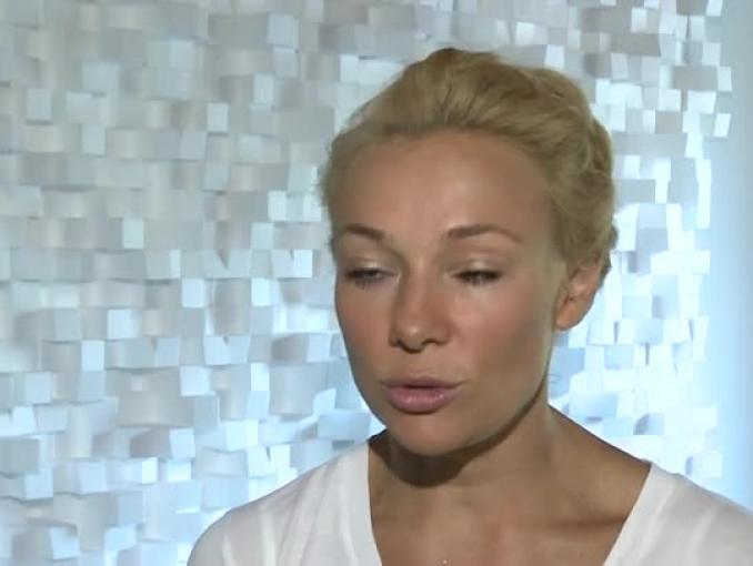 """Sonia Bohosiewicz w filmie """"Ekscentrycy"""""""