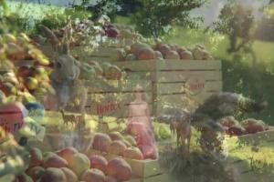 Historia miłości Matki Natury reklamuje Hortex