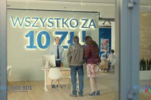 Wszystko za 10 złotych - Wojeciech Mecwaldowski reklamuje Vectrę