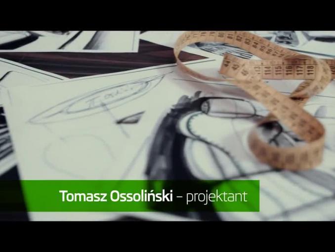 Škoda Superb reklamowana przez projektanta Tomasza Ossolińskiego