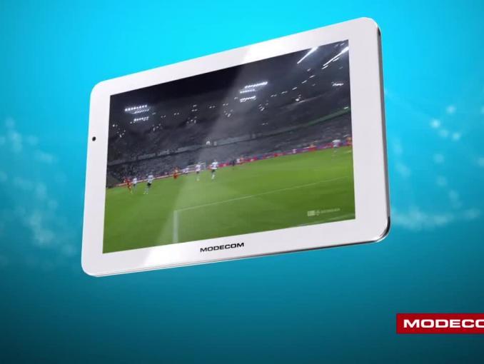 Modecom jako partner Ekstraklasy promuje się przy jej meczach