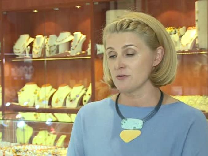 Polska światowym liderem w produkcji biżuterii z bursztynem