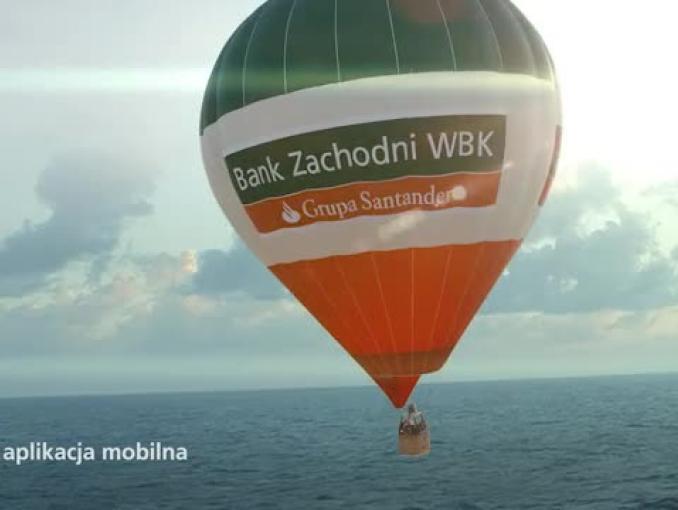 Kredyt gotówkowy w BZ WBK reklamowany przez Golec uOrkiestrę