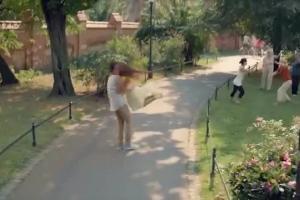 """""""Świat dla ciebie zatańczy"""" - reklama czekolady Wawel"""