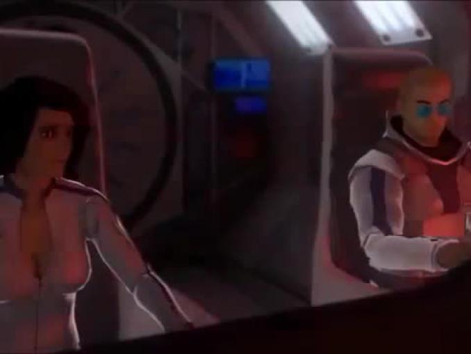Dokowanie z mocą w stacji kosmicznej reklamuje Braveran