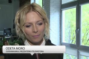 Odeta Moro: Jestem życiową optymistką