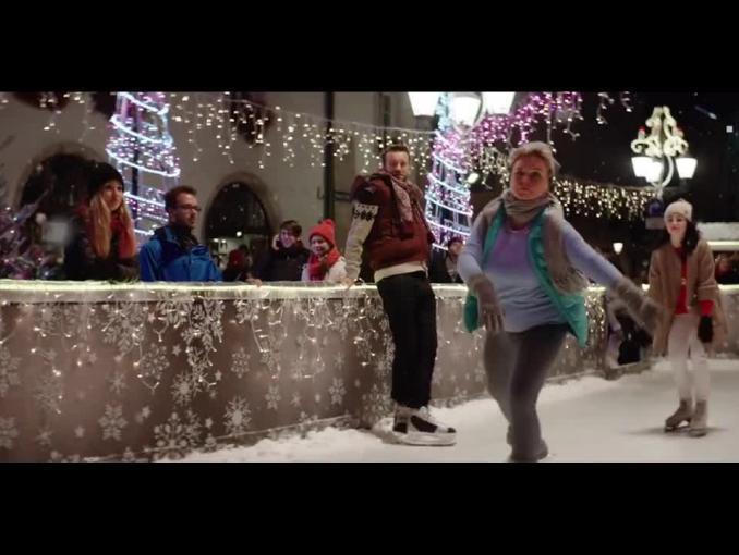 """""""Let it snow"""" z Tomaszem Kotem - bożonarodzeniowa reklama T-Mobile"""