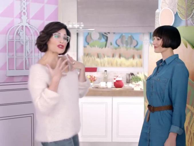 """Kawa Inka reklamowana przez prowadzące """"Szczyptę smaku"""""""