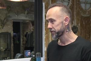 """Adam """"Nergal"""" Darski namawia do zapuszczania wąsów"""