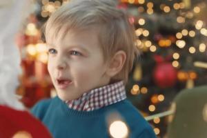 """""""Odkryj w sobie dziecko"""" - bożonarodzeniowa kampania Media Markt"""