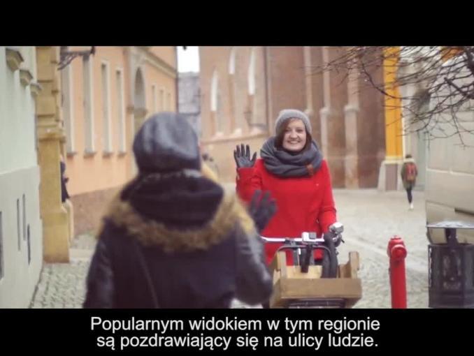 """""""#Pozdromocni"""" - Krystyna Czubówna i Robert Gonera w kampanii Mobile Vikings"""
