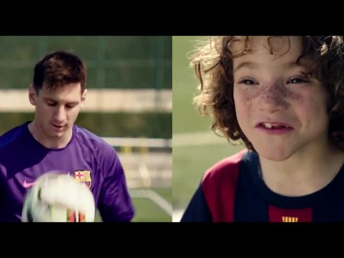Płyta Indyflex+ od Beko - spot z piłkarzami FC Barcelona