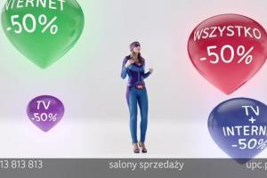 MegaRodzinka i 50 proc. rabatu w UPC