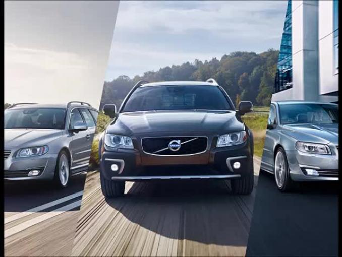 """Krystyna Czubówna ogłasza """"sezon polowania"""" w reklamach Volvo"""