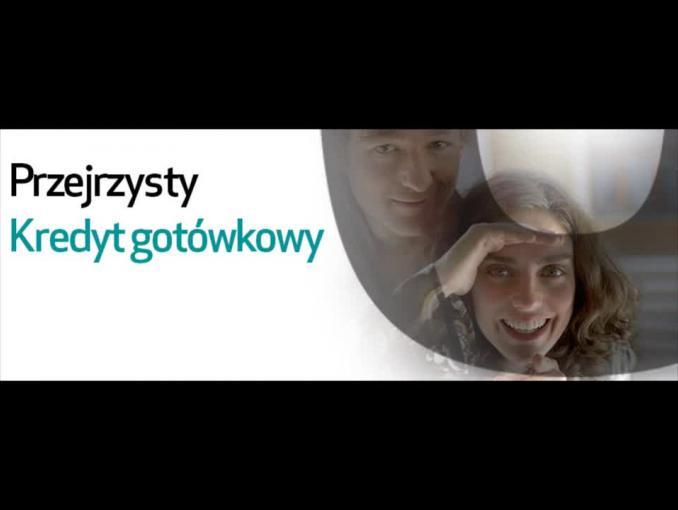 Credit Agricole reklamuje Przejrzysty Kredyt Gotówkowy