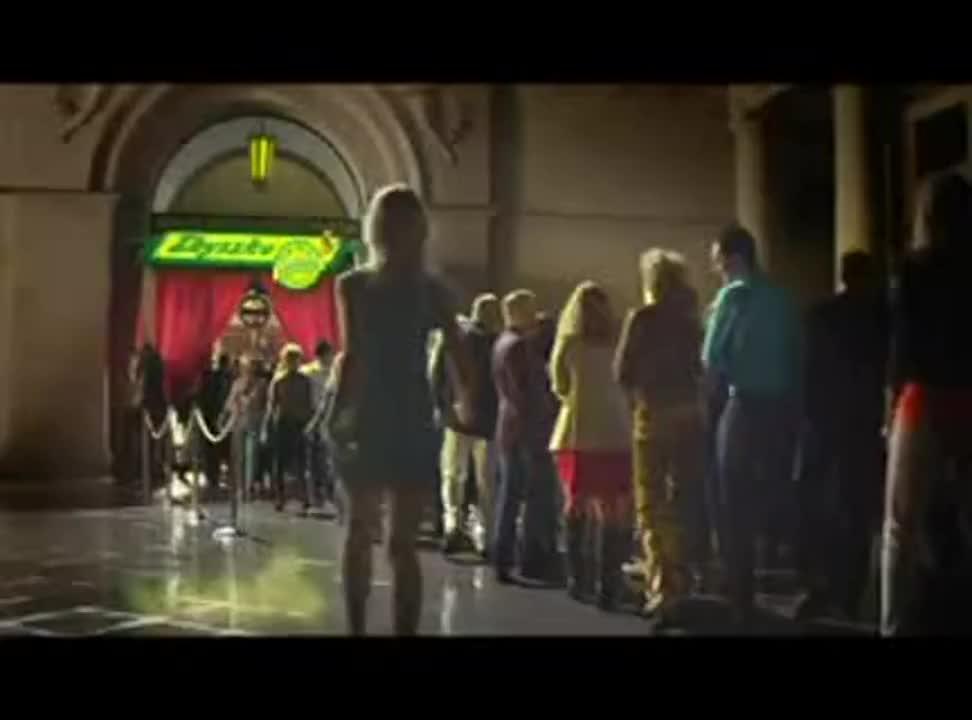 Zbyszko - reklama loterii na 18 urodziny