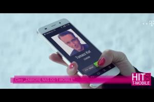 Cleo z Tomaszem Kotem reklamuje promocję w T-Mobile na Kartę