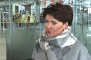 Jolanta Kwaśniewska: przeraża mnie wizja niedołężności na starość