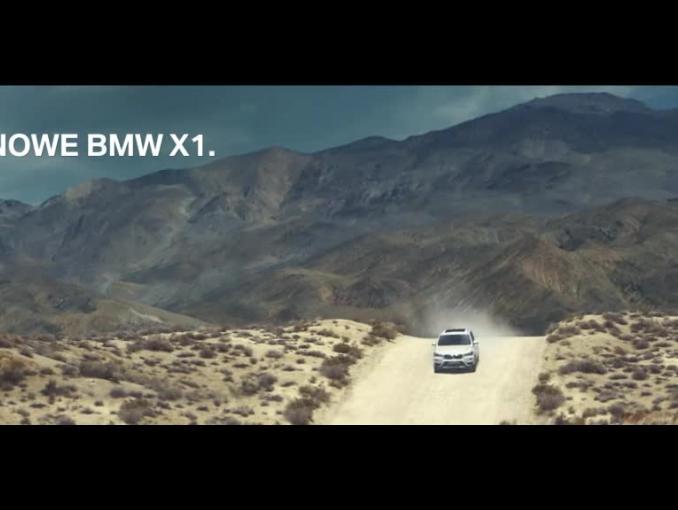 BMW X1: Sięgaj po nieznane