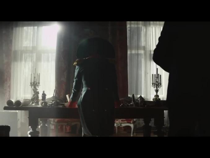 """Co zamierza Napoleon?"" - teaserowa reklama Carrefoura"
