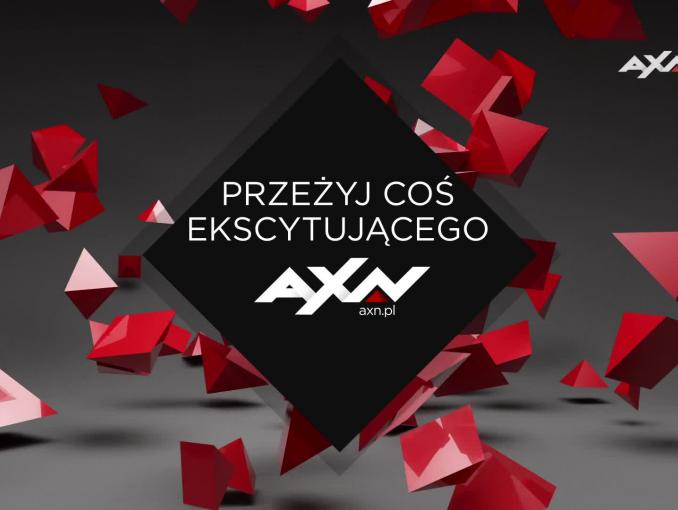 Rebranding kanałów AXN