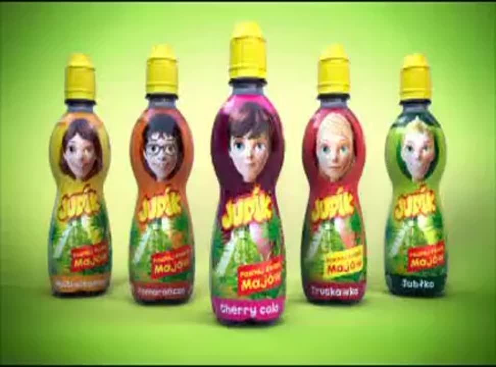 Jupik - reklama w świecie Majów
