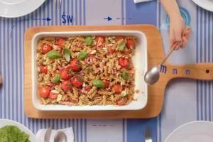 Obiad pełen pozytywnej energii gwarantuje Lubella - Lubella Pełne Ziarno