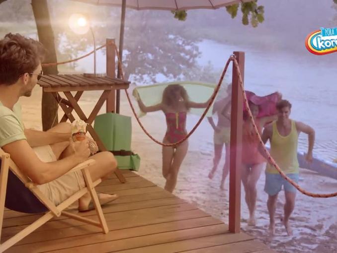 """""""#PoraNaKoral"""" - wiosenna promocja lodów Koral"""