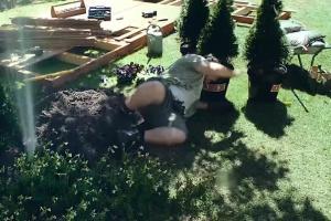 Zmień swój ogród na lepsze - reklama OBI