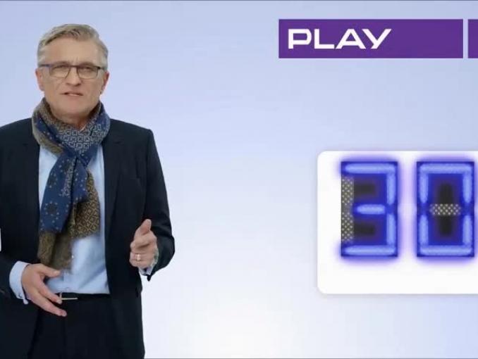 Adam Nawałka reklamuje Fair Play w Play dla Firm