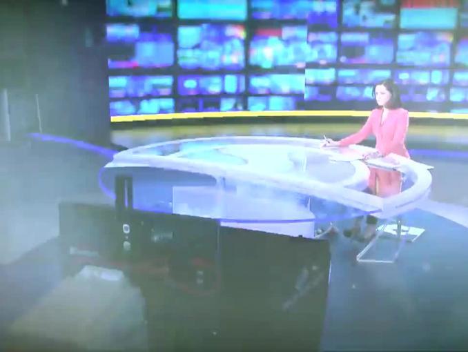 """Diana Rudnik prowadzącą weekendowych """"Faktów po południu"""" w TVN24"""