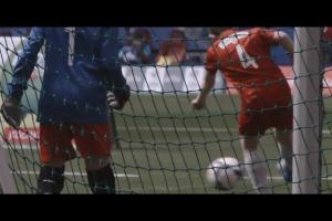 Arkadiusz Milik radzi młodym piłkarzom w reklamie turnieju o Puchar Tymbarku