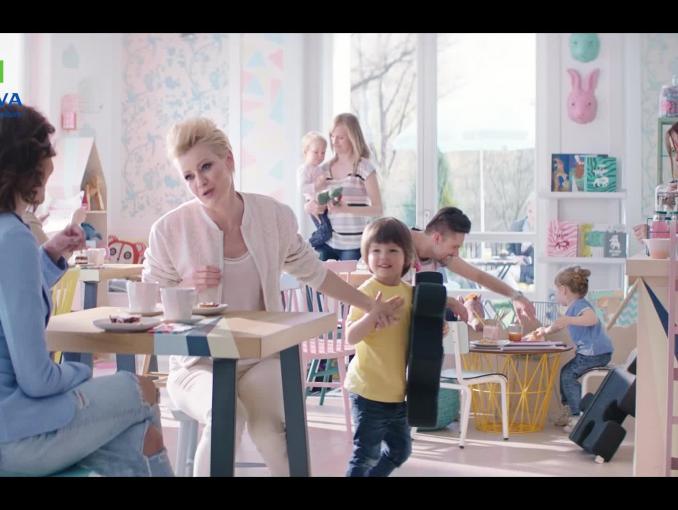 Małgorzata Kożuchowska w nowej kampanii Avivy promującej ubezpieczenia na zdrowie i życie