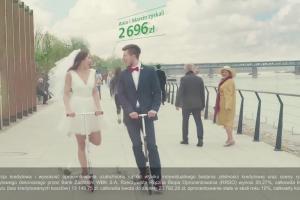 Kredyt gotówkowy w BZ WBK - spot z Anną Lewandowską