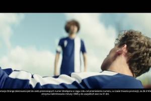 Piłkarskie orły Roberta Górskiego w reklamie Orange na Kartę