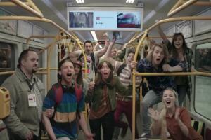 """""""#Joyo"""" - wakacyjna reklama lodów Big Milk"""