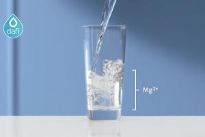"""""""Każda szklanka pełna zdrowia"""" w filtrów Dafi MG+"""