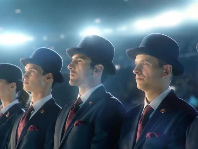 Alior Bank reklamuje się jako sponsor reprezentacji Polski