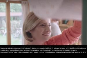 """Piotr Adamczyk reklamuje """"wypożyczkę z przerwą od raty"""" w eurobanku"""