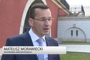 Morawiecki: Rząd stawia na nowoczesny przemysł