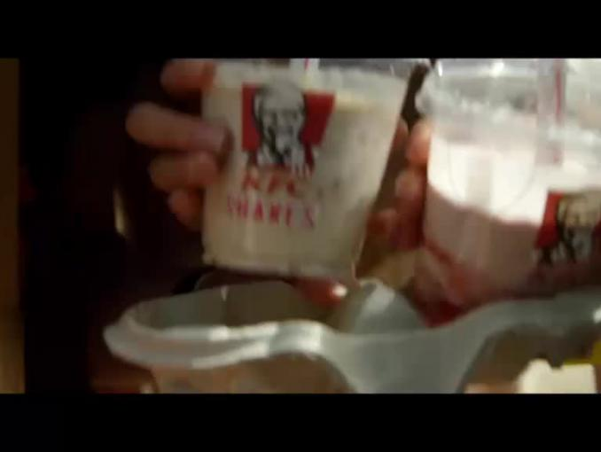 KFC Shakes Deluxe