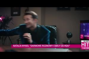 Natalia Nykiel śpiewa z Tomaszem Kotem w reklamach darmowych rozmów i SMS w T-Mobile na kartę