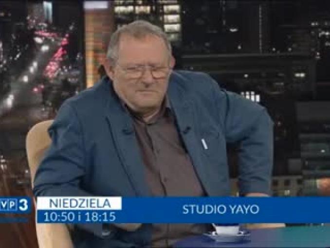 """Studio YaYo"" w TVP3 Warszawa - zwiastun"