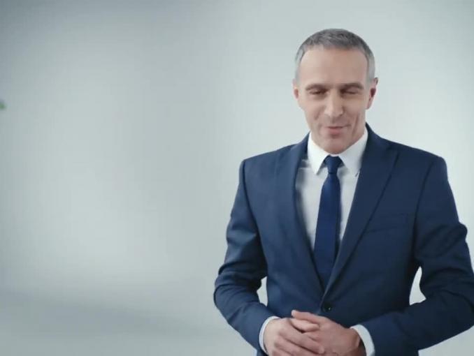 Raiffeisen Polbank reklamuje Wymarzone Konto Osobiste